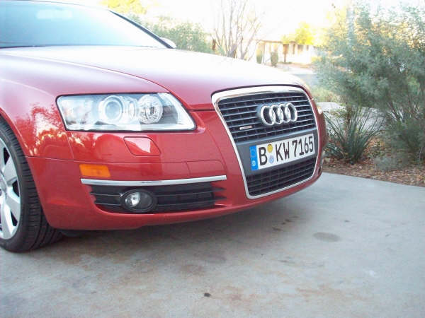 Used European License Plate The Euro Plate Blog