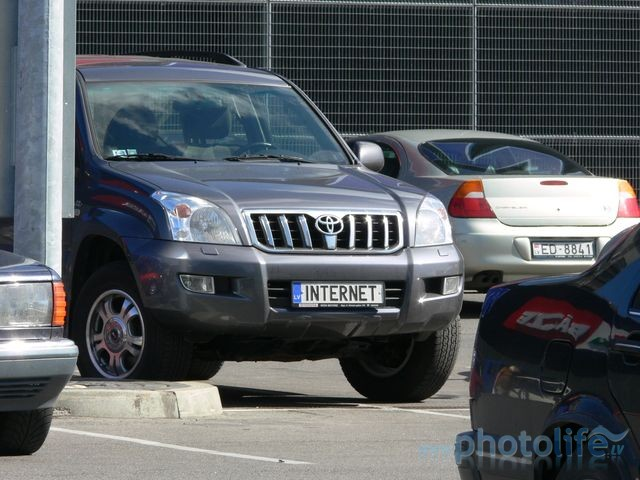 Customized License Plates >> Uncategorized | The Euro Plate Blog