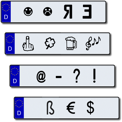 new-symbols